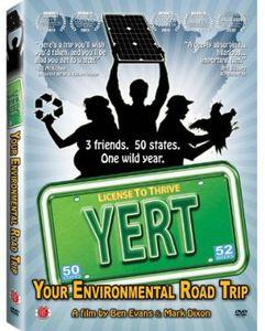 Yert: Your Environmental Road Trip