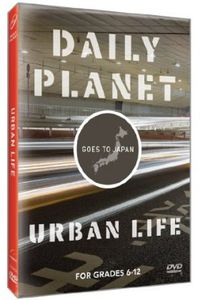 Goes to Japan: Urban Life