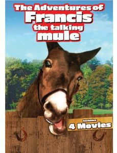 The Adventures of Francis the Talking Mule (4 Movies)