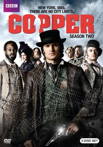 Copper: Season Two