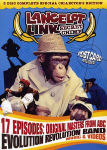 Lancelot Link: Secret Chimp , Dayton Allen