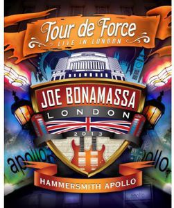 Tour de Force: Live in London - Hammersmith Apollo