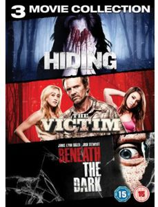 Horror Triple (Hiding/ The Victim/ Beneath the Dark) [Import]