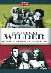 Directed by Billy Wilder