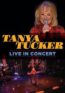 Live in Concert , Tanya Tucker