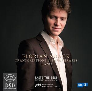 Florian Noack Plays Trancriptions & Paraphrases