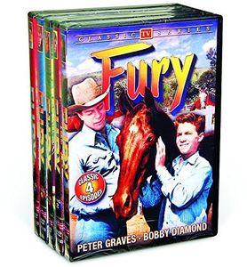 Fury: Volumes 1-5