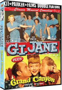 GI Jane /  Grand Canyon