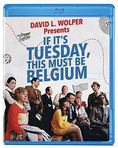 If It's Tuesday, This Must Be Belgium