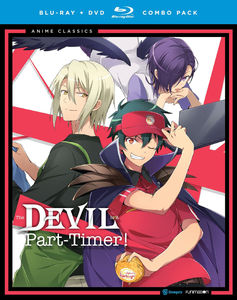 The Devil is a Part Timer: The Complete Series - Anime Classics