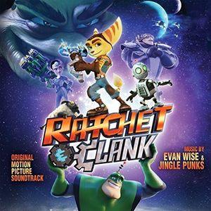 Ratchet & Clank (Original Soundtrack) [Import]