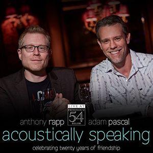 Acoustically Speaking - Live at Feinstein's /  54 Below