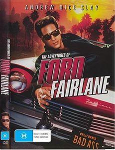 Adventures Of Ford Fairlane [Import]