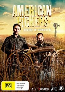 American Pickers: Divide & Conquer [Import]