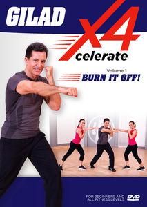 Gilad: Xcelerate 4 - #1 Burn It Off