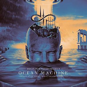 Ocean Machine: Live At The Ancient Theater [Import]