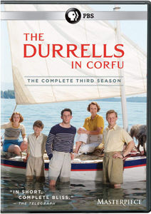 The Durrells in Corfu: The Complete Third Season (Masterpiece)
