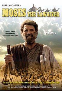 Moses the Lawgiver , Burt Lancaster