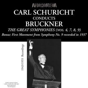 Sinfonien 4 7 8 & 9 Stuttgar
