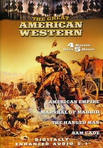 The Great American Western: Volume 18