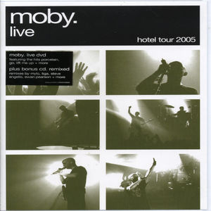 Live the Hotel Tour 2005 [Import]