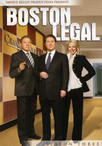 Boston Legal: The Complete Third Season