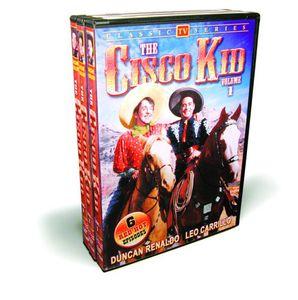The Cisco Kid: Volumes 1-3
