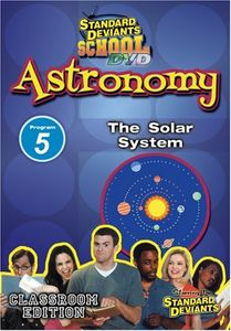 SDS Astronomy Module 5: The Solar System