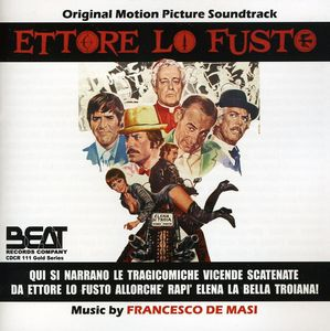 Ettore Lo Fusto (Hector the Mighty) (Original Soundtrack) [Import]
