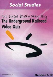 Underground Railroad Video Quiz