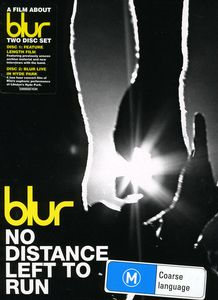 No Distance Left to Run-A Film About Blur [Import]
