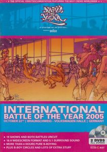 International Battle of the Year 20 [Import]