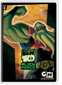 Ben 10: Alien Force: Volume 8