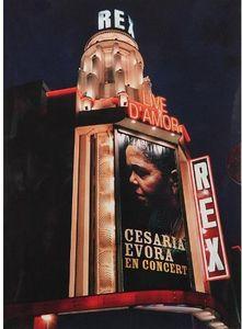 Cesaria Evora: Live D'amor [Import]