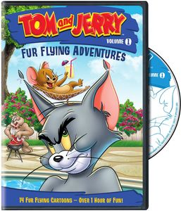 Tom and Jerry: Fur Flying Adventures: Volume 1