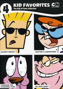 4 Kid Favorites: Cartoon Network: The Hall of Fame Collection