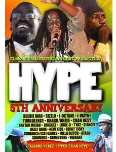 Hype: 5th Anniversary