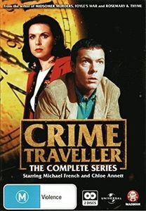 Crime Traveller [Import]