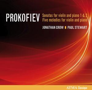 Sonatas for Violins & Piano 1 & 2