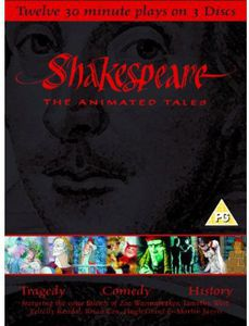 Animated Shakepspeare [Import]
