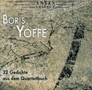 32 Poems from Book of Quartett