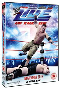 WWE: Live in the UK-November 2013 [Import]