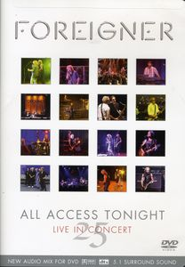 All Access Tonight: Live in Concert Dolby, Digital Theater