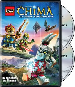 Lego: Legends of Chima: Chi Tribes and Betrayals: Season One, Part Two