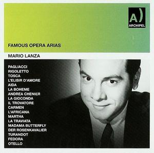 Mario Lanza-Opern Arien RCA