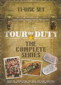 Tour of Duty: The Complete Series , Terence Knox