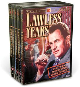 Lawless Years: Volumes 1-5