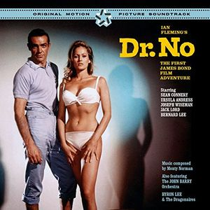 Dr. No (Original Motion Picture Soundtrack) [Import]