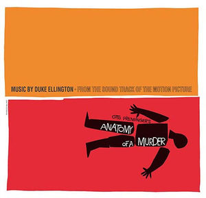 Anatomy of a Murder (Orange Vinyl) (Original Soundtrack) [Import]