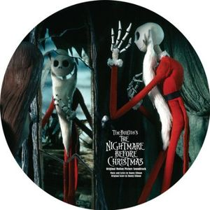 The Nightmare Before Christmas (Original Motion Picture Soundtrack) , Soundtrack